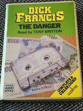DICK FRANCIS - THE DANGER - Chivers audio book 8 CASSETTE