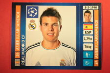 PANINI CHAMPIONS LEAGUE 2013/14 N. 96 ILLARRAMENDI REAL MADRID BLACK BACK MINT!