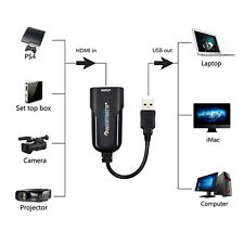 USB 3.0 TO HDMI Video Capture 60 Frame HD Video Capture Card 1080p Portable