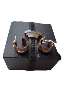 Emporio Armani Hoop Earrings