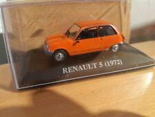 Renault Norev R5 modèle TL 1976 - 3 Portes - Véhicule Miniature à l'échelle 1/43