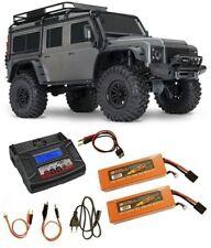 Traxxas trx-4 Scale and Trail 4 wdcrawler TQi 2.4ghz RTR 1:10 économies