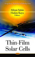 Thin-Film Solar Cells (Energy Science, Engineering and Technology) - New Book