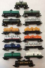 N Scale Tank Freight Car Lot #1