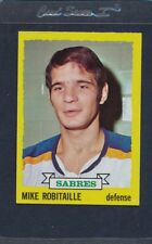 1973/74 Topps #121 Mike Robitaille Sabres NM/MT *761