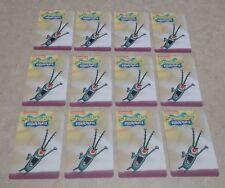 100 Sheldon J. Plankton Cards from Spongebob Arcade Coin Pusher - No Barcode!