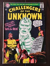 Challengers of the Unknown #55 May 1967 DC