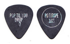 Roxette Per Gessle Pop Til You Drop Guitar Pick - 2015 30th Anniversary Tour