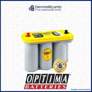 BATTERIA OPTIMA AGM 75Ah YELLOWTOP YTS5.5 YTS 5.5 CA 1125A 0°C / 75 Ah