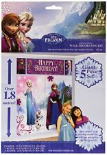 Amscan - decorados pared Frozen (travis Design 999262)