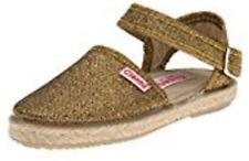 5b095c8efb Cienta Kids Shoes Girls 40013 Gold Sandals