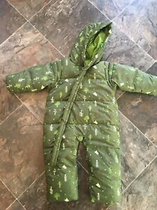 NWT BABY UNISEX KIDS COLUMBIA GREEN FUZZY SHERPA ZIP OUTDOOR JACKET 0//3MONTHS-2T