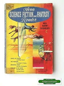 AVON SCIENCE FICTION & FANTASY READER V.1 #2 April 1953 U.S. Digest Magazine
