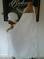 Old Stock/Unused Holiday Inn Hotel Catering/Chef Apron-Heavy Woven Cotton Textil
