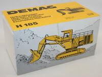 NZG 1/50 Diecast - 241 - Demag H185 Hydraulic Excavator