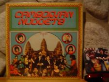 v/a Cambodian Nuggets Lp/1960's-1970's Cambodia/Cambodian Rocks/Rare Rock & Pop