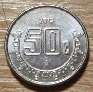 Mexiko  50  Centavos  2013