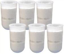 Set 6 pezzi ricarica polifosfati dosatore filtro anticalcare caldaia
