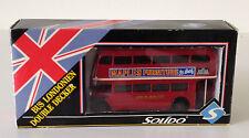 AEC Regent RT Double Decker • Solido • Maples British Airways • 1:50 • Mint Box