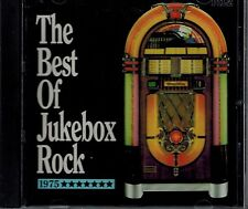 THE BEST OF JUKEBOX ROCK - 1975 - MINT CD - WEST GERMANY