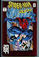 Spider-man 2099 #1 NM+ 1st Print Foil Cover H31 Amricons