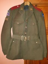 irish Army Fca uniform 1987 Rare