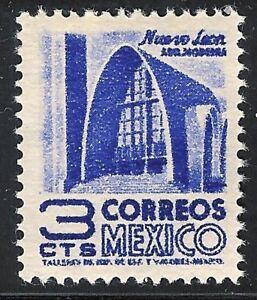 pa001 Mexico Arquite MNH paper 1; Sc#856 Mc#967 Et#aa001