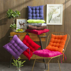 Seat Pads Room Kitchen Dining Garden Chair Cushions Patio Pillow Outdoor Soft