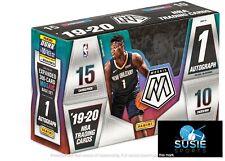 Philadelphia Sixers! 19/20 Panini Mosaic Basketball Hobby/Blaster Mixer 6x Break