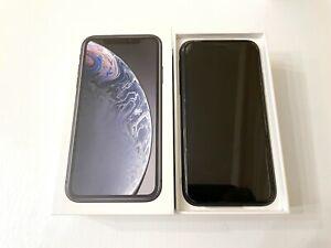 Apple iPhone XR - 64GB   Negro   Caja Original