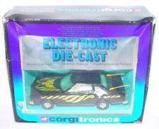 "Corgi Toys 1:36 FORD TORINO ""ROAD HOG"" Electronic Die-Cast Car Batt.Op. MIB`81"