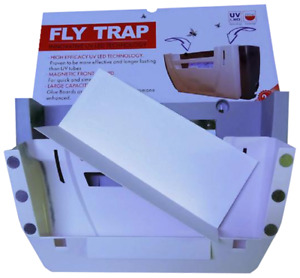 DIY Commercial Grade - Fly & Insect Trap Replacement Glue Boards - 10 Pack