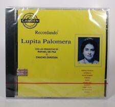 Lupita Palomera (Recordando)CD, Import