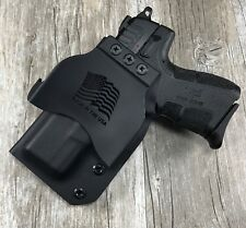 OWB PADDLE Holster Springfield XDe 3.3 Kydex Retention SDH