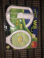 Sports Kit for Nintendo Wii 5-in-1 Golf, Baseball, Tennis, Steering Wheel+