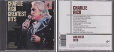CHARLIE RICH Greatest Hits (Collector's Choice) CD My Elusive Dreams 70s Country