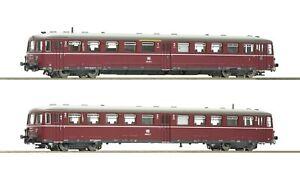 "Fleischmann N 740170 Akkutriebwagen BR 515 d. DB ""DCC Digital + Sound"" NEU + OVP"