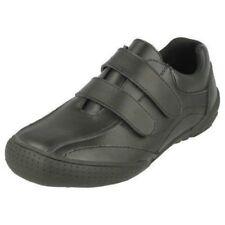 Chaussures à boucle en cuir pour garçon de 2 à 16 ans pointure 33