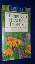 Herbs and Healing Plants of Britain and Europe by Dieter Podlech | 2008