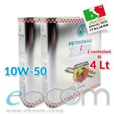2 litri Olio Motore Selenia Abarth 10w50