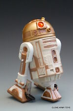 STAR WARS R4-G9 SNEAK PREVIEW ASTROMECH DROID REVENGE THE SITH COLLECTION ROTS