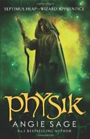 Physik: Septimus Heap Book 3 (Rejacketed),Angie Sage