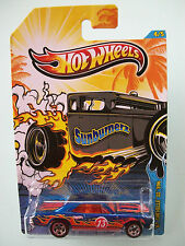 Hot Wheels Sunburnerz Series '67 CHEVELLE SS 396 #04/05 New in Packet 2012