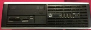 PC HP Compaq 6200 Pro MT Intel i3-2120 8 GB Window7 pro