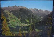 Austria Jerzens Pitztal Tirol - posted 1971