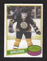 Ray Bourque - Rookie Card Design Fridge Magnet - Bruins