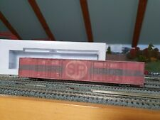 ATHEARN 1936, 8-DOOR 86' HICUBE BOX CAR WEATHERED, SOUTHERN PACIFIC