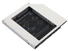 2nd Hard Drive HDD SSD Frame Caddy for HP Compaq 6515b 6710s 6715b 6715s 6720s