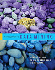 NEW Introduction to Data Mining by Pang-Ning Tan