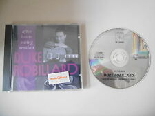 CD Jazz Duke Robillard - After Hours Swing Session (8 Song) ROUNDER NETWORK